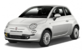 Fiat 500 Automatic or similar - 4 seats