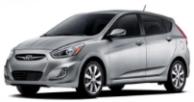 Hyundai i25 Automatic or similar - 5 seats